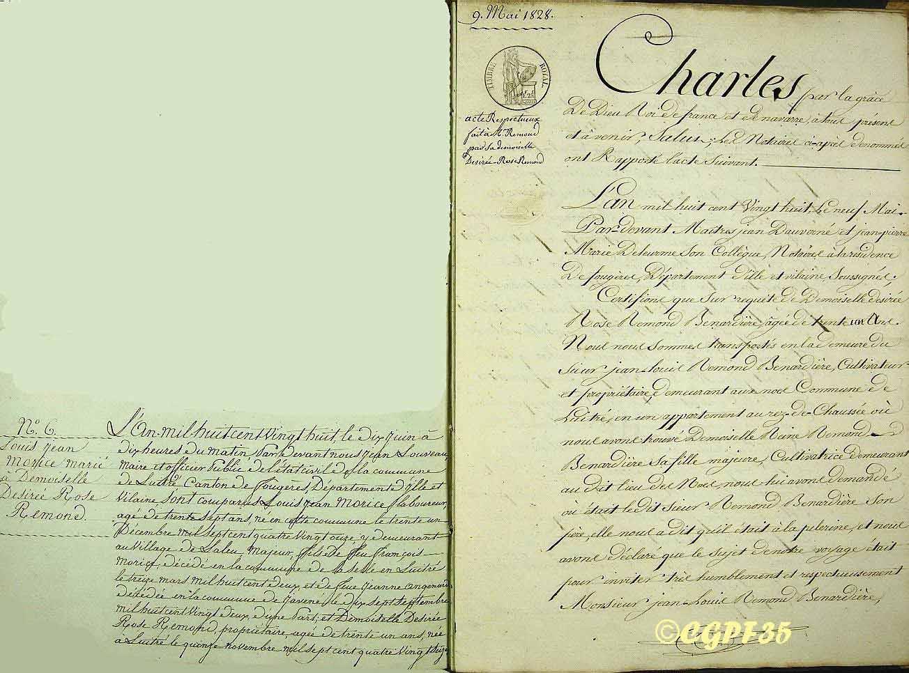 Dissertation consentement mariage depuis droit romain